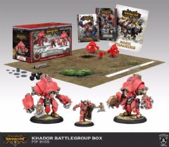 Khador BATTLEGROUP (3) MK III